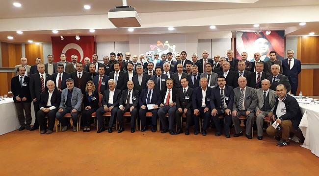 TÜRKİYE'DEKİ KAHRAMANMARAŞ'LILARIN KALBİ İZMİR'DE ATTI