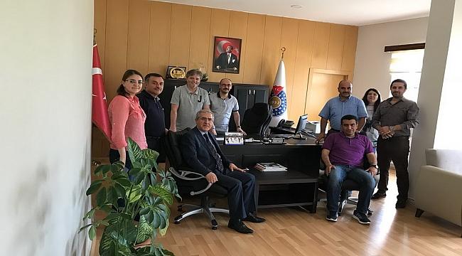 Rektör Prof. Dr. Niyazi Can, Elbistan ve Afşin Yerleşkelerinde İncelemelerde Bulundu