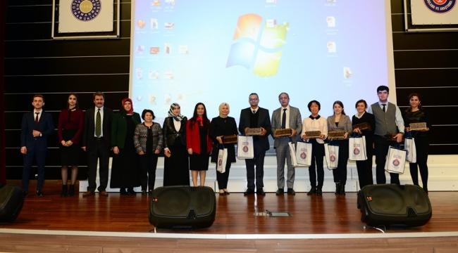 """KSÜ'de """"Yaşlanan İnsan ve Toplum"""" Konulu Panel düzenlendi"""