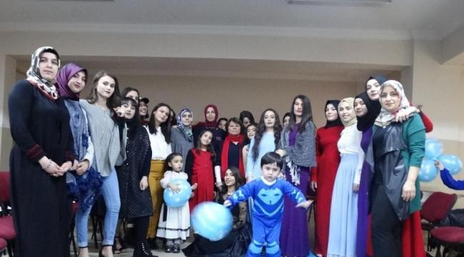 TOKİ YILDIZ'DA MESLEKLER TANITILIYOR