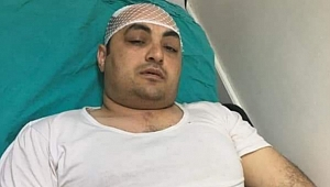 Kaza geçiren meslektaşımız Ali Çakmak'a acil şifalar diliyoruz.