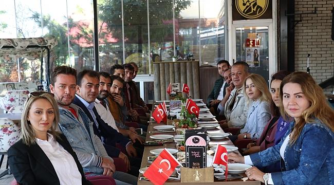 By Pipo Cafe & Restaurant farkıyla Kahramanmaraş'ta bölgenin hizmetinde