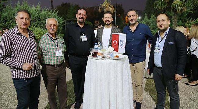 """KMTSO ÜYELERİ """"İŞ DIŞI BULUŞMALARI""""NDA BİRARAYA GELDİ"""