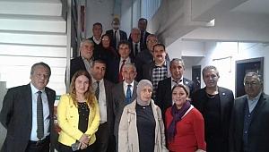 Ankara'ya taşınan ABYB, ilk MKYK toplantısını yaptı.