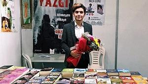 Kahramanmaraş'lı Genç Yazar'ın İkinci Kitabı ÇIKTI !