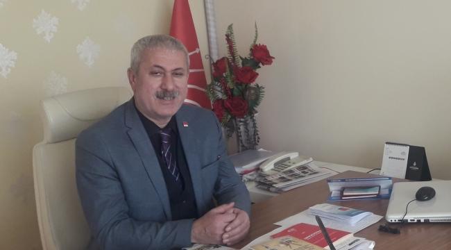 CHP İl Başkanı Esat Şengül