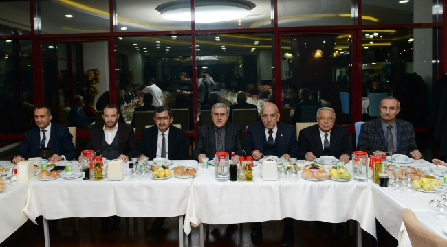 KSÜ'DE 'TARIM PAYDAŞLARI İŞBİRLİĞİ VE İSTİŞARE TOPLANTISI' GERÇEKLEŞTİRİLDİ