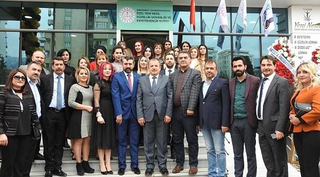Yeni Nesil Estetik ve Güzellik Akademisi Açıldı.