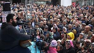 Kahramanmaraş'lı SanatçıBilocan Story Music'te