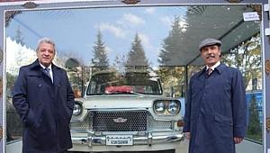 KMTSO 'da Serdar Zabun,görevi Şahin Balcıoğlu'na devretti