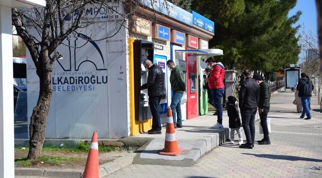 ENGELLİ VE YAŞLILARIN ATM ÇİLESİ SONA ERDİ