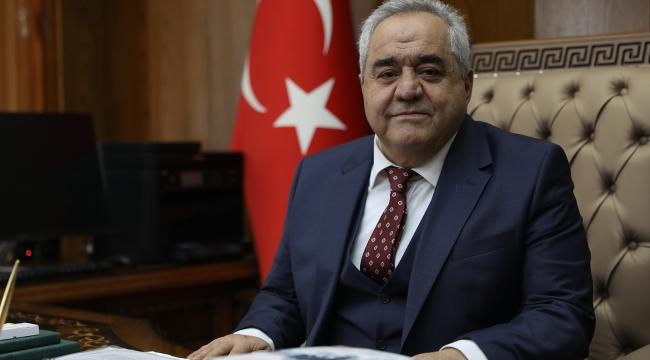 KAHRAMANMARAŞ İSTİKLAL ÜNİVERSİTESİ REKTÖRÜ PROF. DR. SAMİ ÖZGÜL'ÜN RAMAZAN BAYRAMI MESAJI