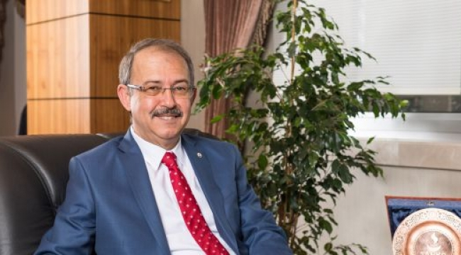 SANKO ÜNİVERSİTESİ REKTÖRÜ PROF. DR. DAĞLI'DAN RAMAZAN BAYRAMI MESAJI