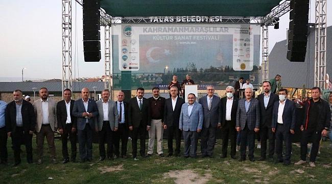 KAYSERİ'DE KAHRAMANMARAŞ RÜZGÂRI ESTİ