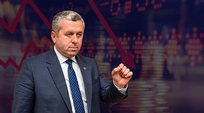 Yardımcıoğlu: TÜİK'in Makyajlı Rakamları ileZam Yapmak Çözüm Değildir!