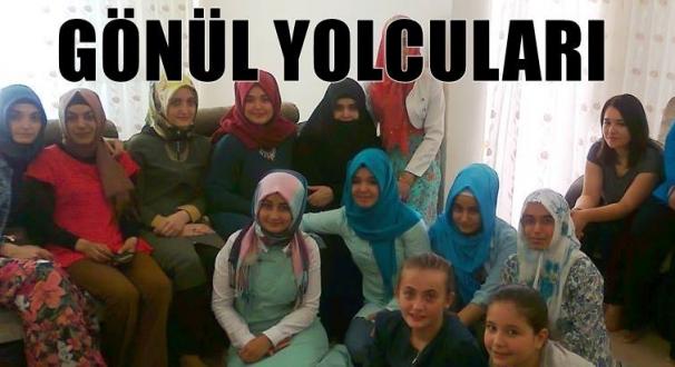 GÖNÜL YOLCULARI BİR ARAYA GELDİ