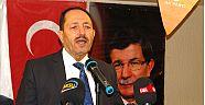 Prof Dr. Ahmet Eyicil de AK Parti Saflarında